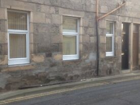 Central one bedroom flat in Elgin