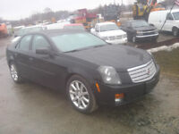 2007 Cadillac CTS Black on Black Loaded! 100% Approval!!