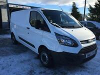 Ford Transit Custom 2.2TDCi lwb 100PS 2015 65 Reg 290 L1H2