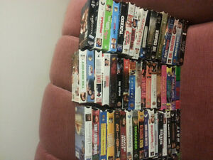 50 Assorted dvd movies