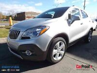 2015 BUICK ENCORE AWD, LUXURY, TOIT-OUVRANT, CUIR