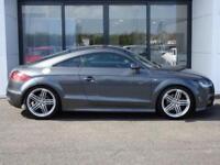 2012 Audi TT 2.0 TFSI S line 3dr