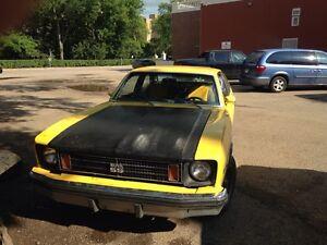 75 Chevy nova ss hatchback