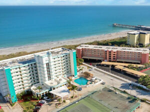 "Ocean Front Condo - ""Spring Break"" in Cocoa Beach, Florida"