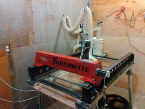 2'x4' Torchmate CNC router London Ontario image 1