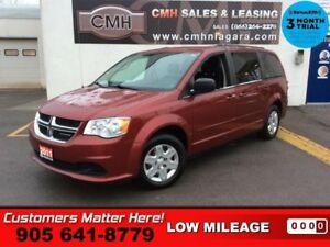 2011 Dodge Grand Caravan   STOW'N'GO REAR-HEAT  AIR POWER GROUP