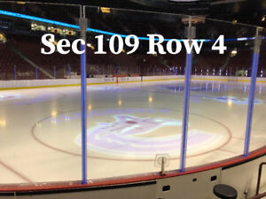 Vancouver Canucks 2 Tickets - Lower Bowl Row 4 - Many Games