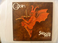 GOBLIN LPs - two to choose from