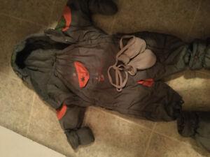 Manteau enfant 18 mois