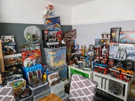 Lego loose or complete all toys bought