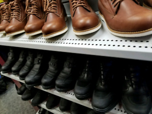 Men's and Women's Motorcycle Riding Boots $129 and up.