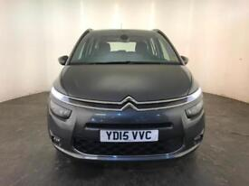 2015 CITROEN C4 GRAND PICASSO EXCLUSIVE EDHI DIESEL 1 OWNER FINANCE PX WELCOME