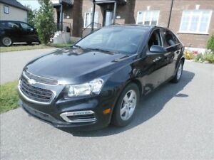 2015 Chevrolet Cruze 2LT KEYLESS ENTRY! LEATHER! SATELLITE RE...