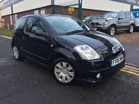 "CITROEN C2 1.4 HDI ""06 PLATE""""��30 A YEAR TAX"""" F/S/H """"88K"""" GREAT CAR """""