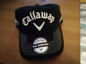 Callaway Golf Tour Authentic Adjustable Hat Brand New