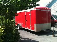 14.5 x6 FT CARGO TRAILER CHEAP MUST SELL
