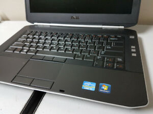 Dell Laptops on sale--dual core, i3, i5, i7--3 month warranty