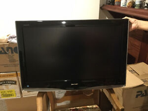 "Sharp Aquos 32"" LCD TV"
