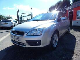2005 Ford Focus 1.6 Ghia 5dr Service history,12 months mot,Warranty,Finance a...