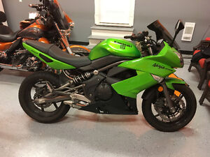2010 Ninja 650r and 2011 Ninja 250 in Stephenville