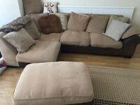 Corner sofa - good condition