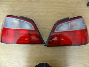 JDM SUBARU IMPREZA WRX ST -GDA-GDB-SEDAN-TAIL LIGHT PAIR