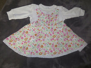 girls size 3-6 months 31 pieces of clothing page one Stratford Kitchener Area image 9