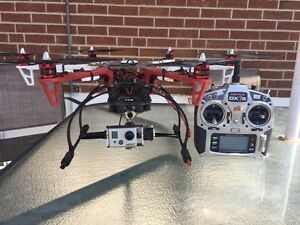 Dji f550 flame wheel RTF looking to trade or sell