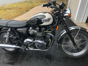 Triumph Bonneville New Used Motorcycles For Sale In Nova Scotia