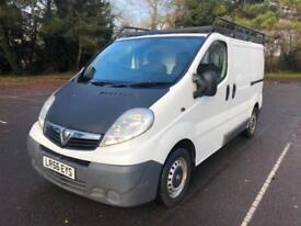 2006 Vauxhall Vivaro COMPLETE WITH M.O.T AND WARRANTY