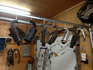 Lost of ski-doo rev parts 1998-2010 --new &used 550f-600-80 St. John's Newfoundland image 2