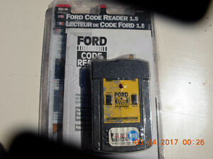 (1981-1995 ) Ford ECM,PCM & ABS code reader 1.5