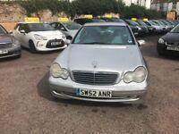 Mercedes-Benz C Class 1.8 C200 Kompressor Avantgarde SE 4dr