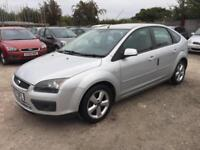 FORD FOCUS 2007 1.6 MY ZETEC CLIMATE PETROL - AUTOMATIC - FULL SERVICE HISTORY