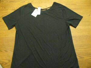 **NEW WITH TAGS ** GARAGE CASUAL TOP
