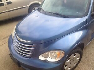 2007 PT cruiser only 119000 KM!