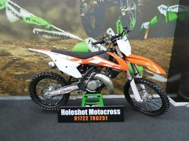 KTM SX 125 Motocross Bike Very clean example