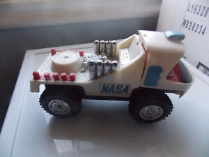 Vintage Nasa Truck