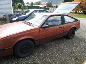 Rare 1985 Chevrolet Type 10 Hatchback