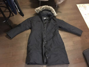 North Face down winter jacket (woman's)