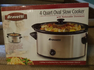 Slow Cooker for sale - Great price! Barely used!
