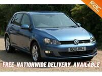 2015 Volkswagen Golf 1.6 TDI 105 Match 5dr HATCHBACK Diesel Manual