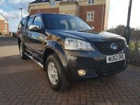 Great Wall Steed 2.0 TDI 4X4 SE (black) 2012