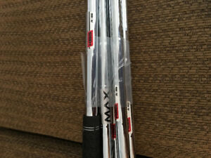 Taylormade M4 5-PW , AW Iron set with Steel Shafts