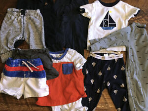 10 items 0 - 12 M - GAP BABY - GARÇON