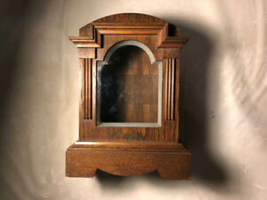 Antique Clock Case (circa 1900)