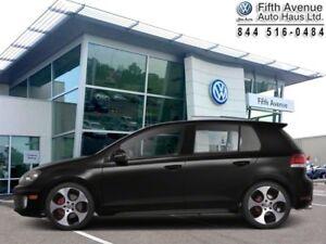 2012 Volkswagen Golf GTI 5-Door  -  Serron Package - $147.25 B/W