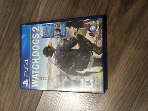 Watch dogs 2 à vendre.