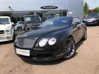 2005 Bentley Continental Mulliner GT Coupe 6.0W12 Petrol black Automatic