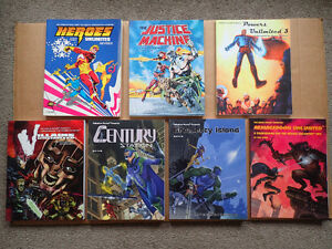 Large lot of Palladium Rifts + Rifter+ Robotech RPG + more Kitchener / Waterloo Kitchener Area image 2